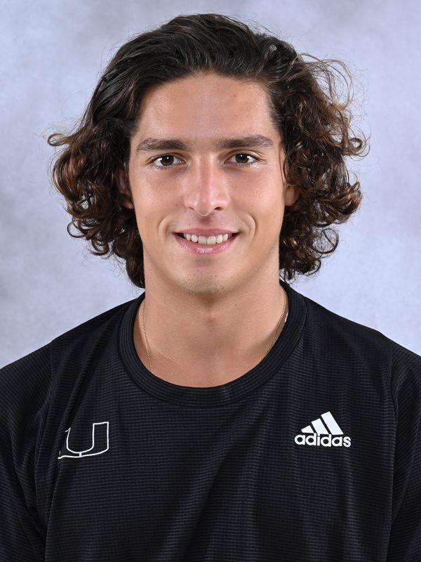 Franco Aubone - Men's Tennis - University of Miami Athletics