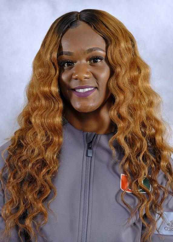 Alfreda Steele - Track & Field - University of Miami Athletics