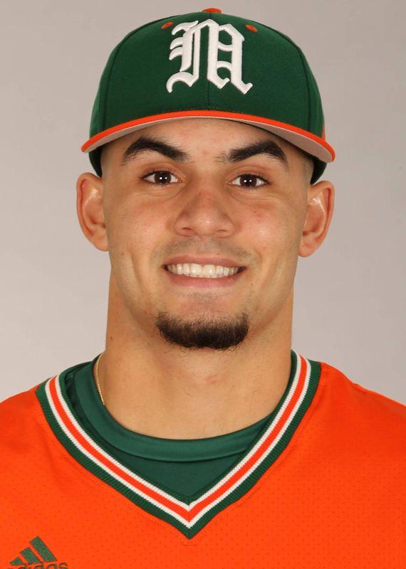 Willie Abreu - Baseball - University of Miami Athletics