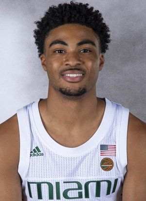 Willie Herenton - Men's Basketball - University of Miami Athletics