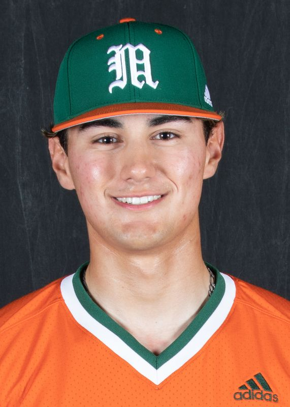 Chad Born - Baseball - University of Miami Athletics