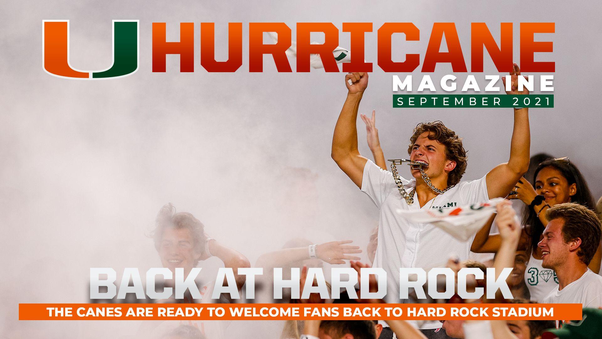 Hurricane Magazine: September 2021