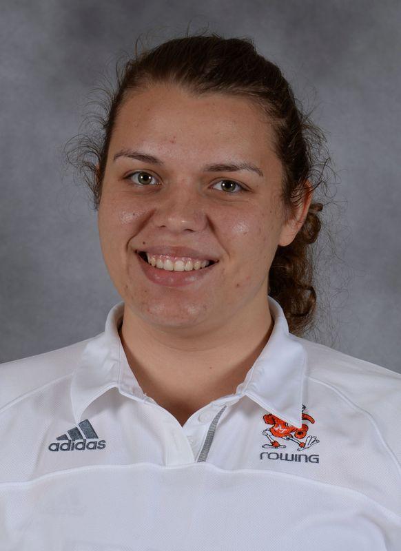 Katarzyna Pasternak - Rowing - University of Miami Athletics