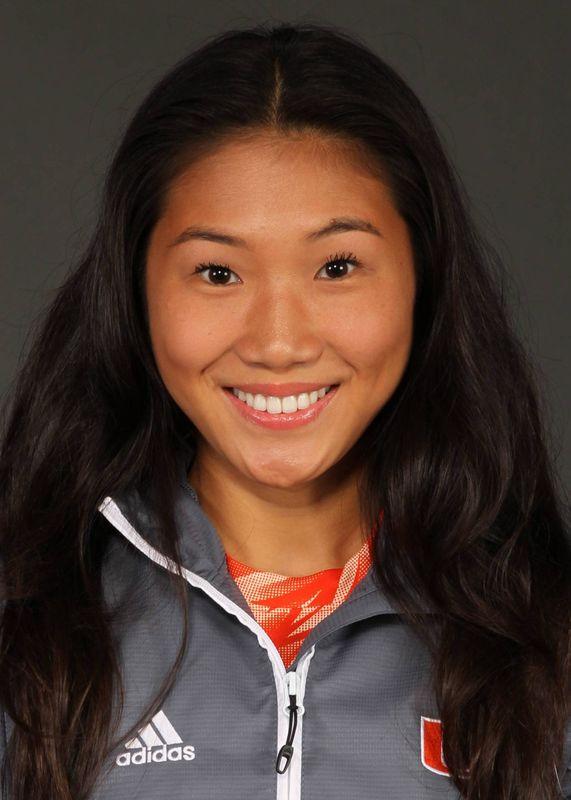 Dorothy Chow - Track & Field - University of Miami Athletics