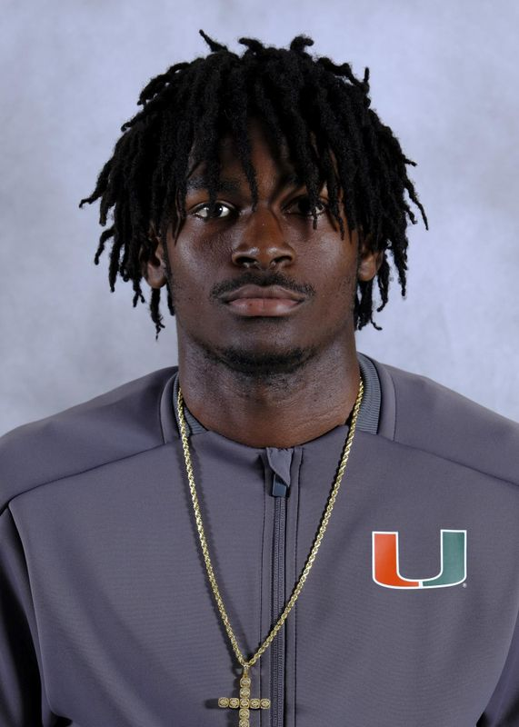 McKinly Brown - Track & Field - University of Miami Athletics