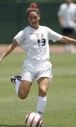 Hurricanes Fall 1-0 in Double Overtime to No. 9 Wake Forest