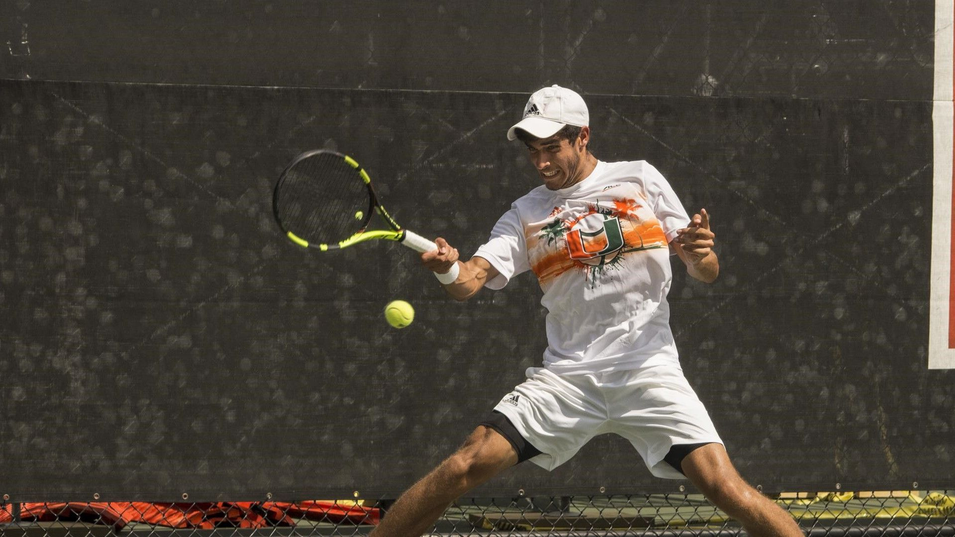 A Pair of Canes Pick up Wins in Elite ITA Tournament