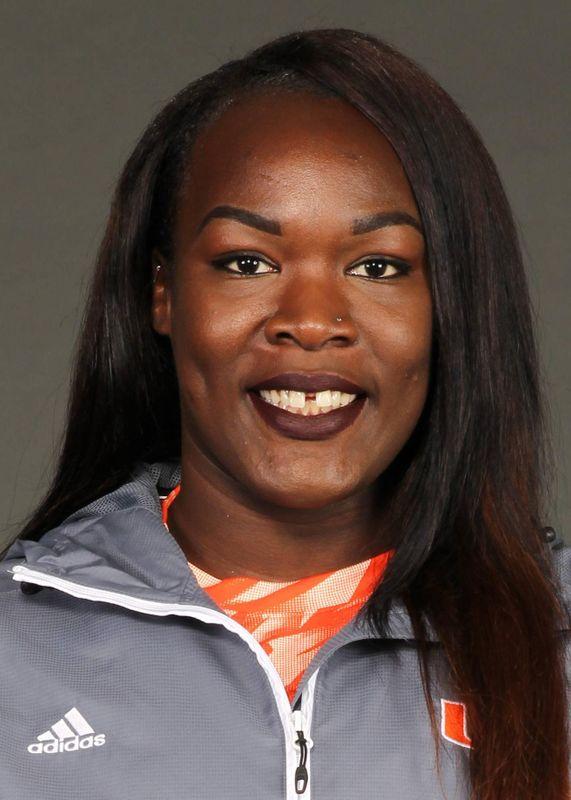 Tiffany Okieme - Track & Field - University of Miami Athletics
