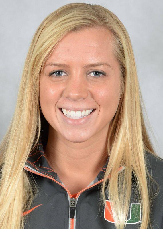 Katie Paine - Cross Country - University of Miami Athletics