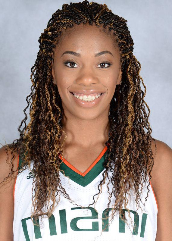 Erykah Davenport - Women's Basketball - University of Miami Athletics