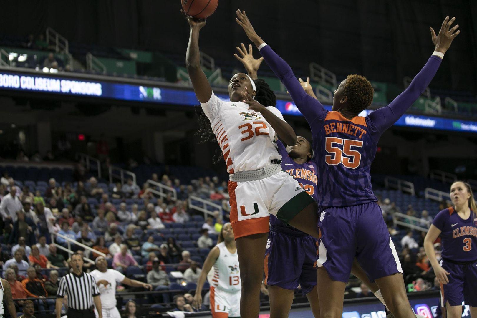Miami Falls Short in ACC Tournament