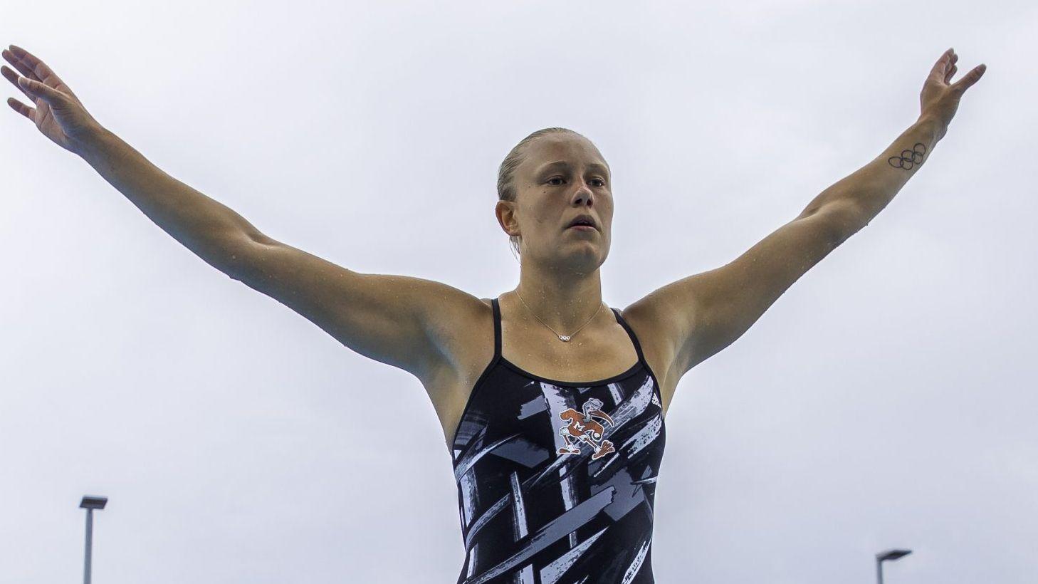 Gullstrand Returns Following Olympic Dream