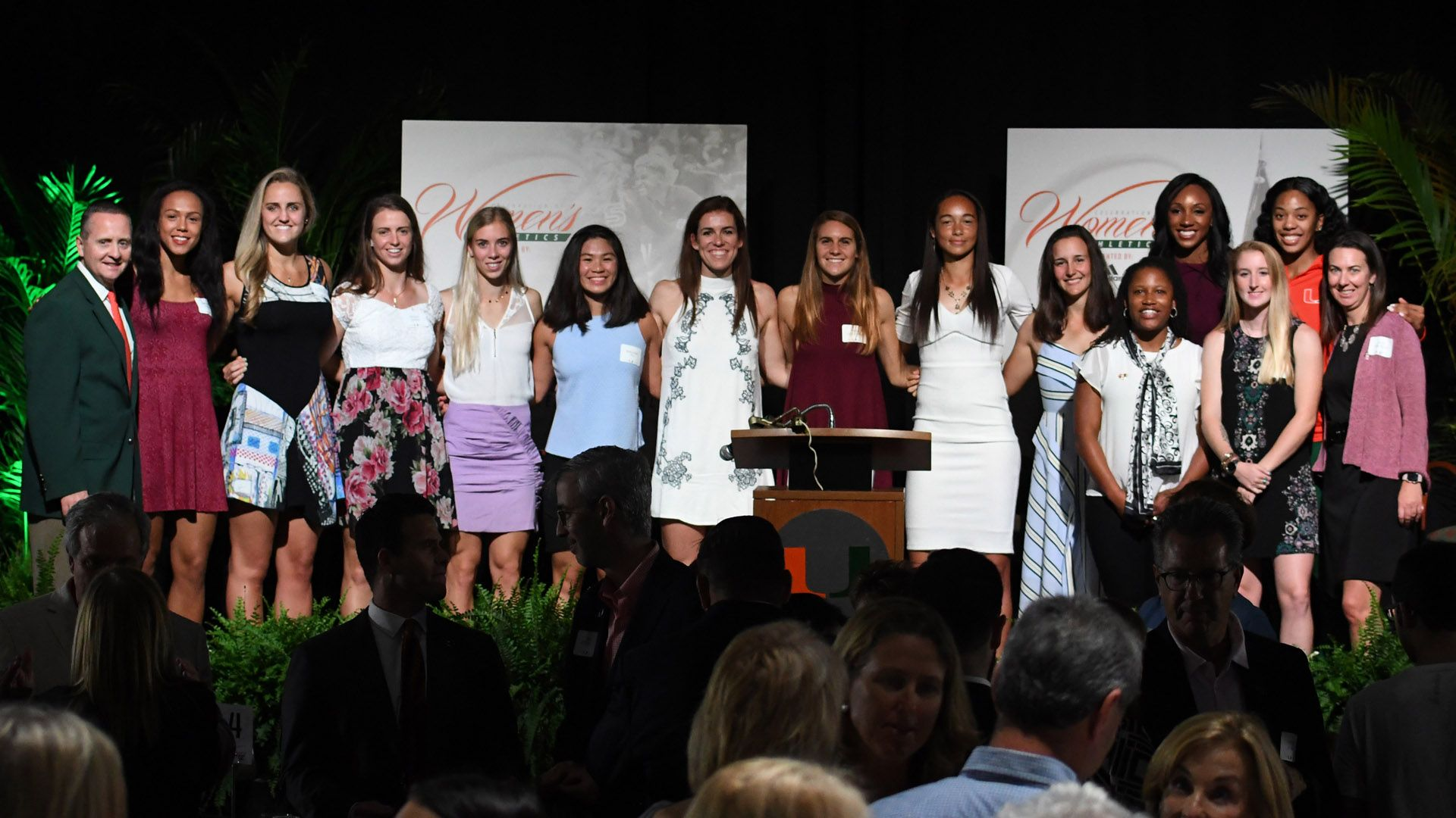 Fifth Annual Celebration of Women's Athletics presented by adidas