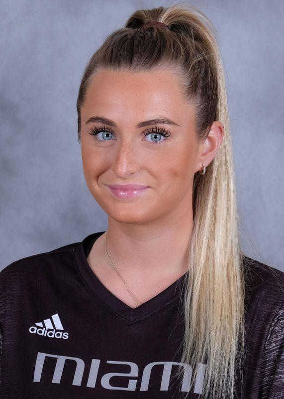 María Jakobsdóttir - Soccer - University of Miami Athletics