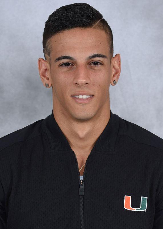 Andreas Christodoulou - Track & Field - University of Miami Athletics