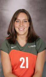 Kaitlin Kozak Earns ACC Postgraduate Scholarship