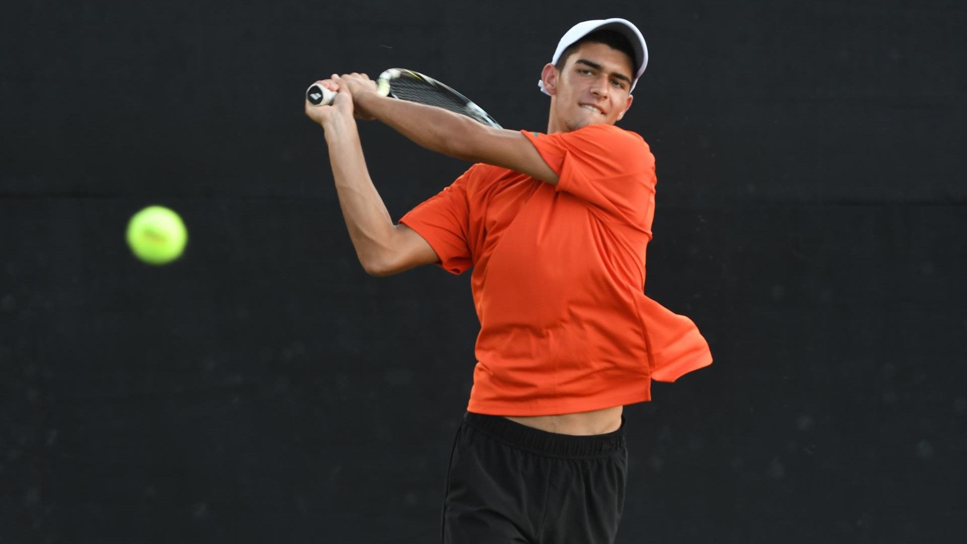 Top-Seeded Soriano Wins Title at Rice Invitational