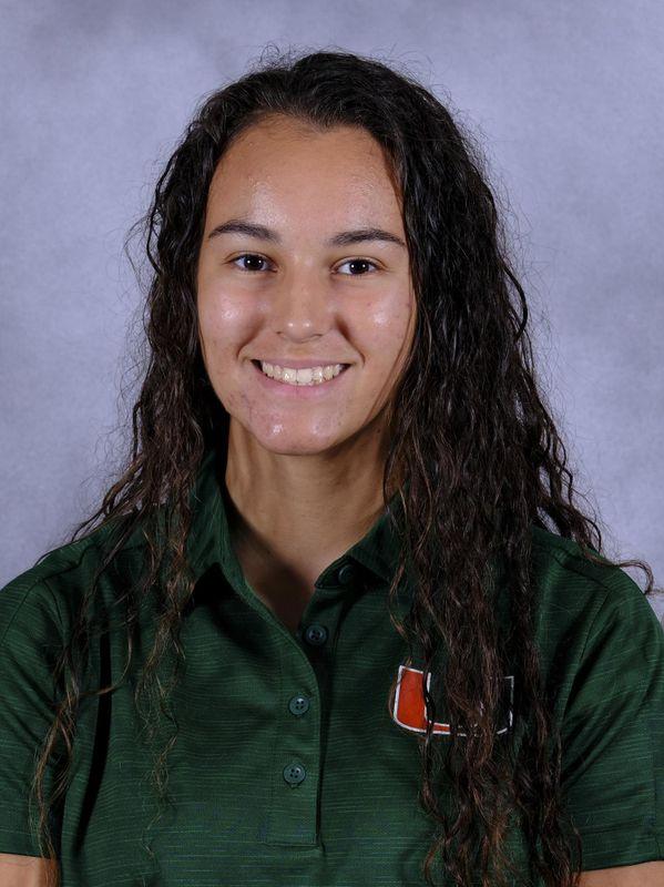 Jackqueline  Goggins - Rowing - University of Miami Athletics