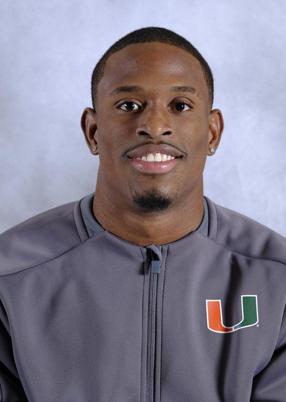 Raheem Chambers - Track & Field - University of Miami Athletics