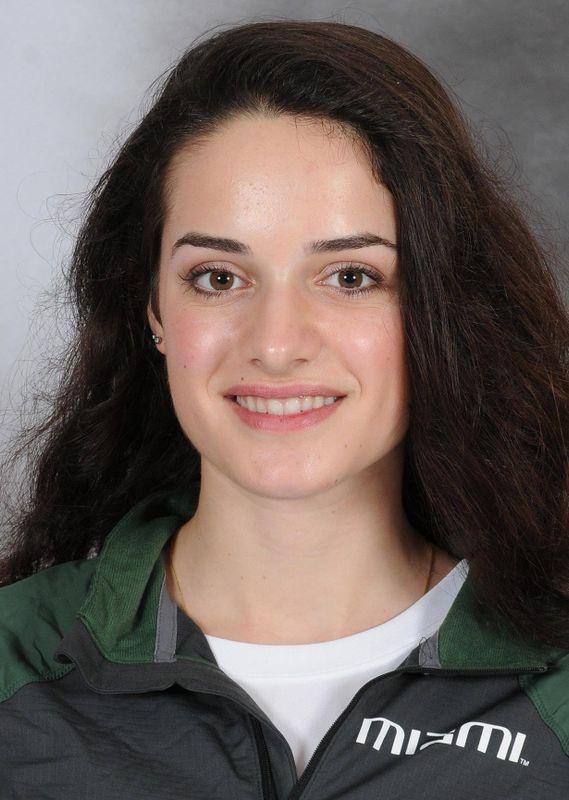 Katharina Tosti - Rowing - University of Miami Athletics