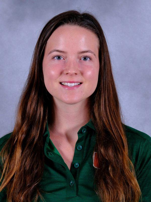 Rebecca Camplin - Rowing - University of Miami Athletics
