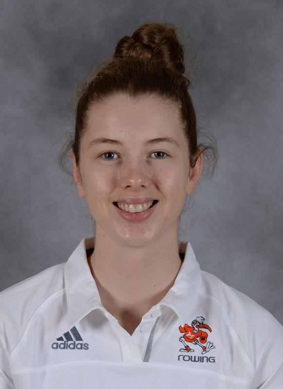 Tessa White-Parsons - Rowing - University of Miami Athletics
