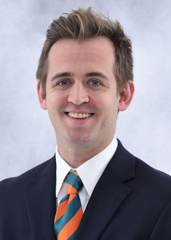 Chris Johnson -  - University of Miami Athletics