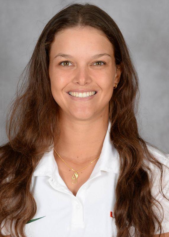 Monique Albuquerque - Women's Tennis - University of Miami Athletics