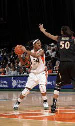 Hurricanes to Battle No. 21 Virginia in Key ACC Matchup