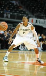 Canes Defeat Moccasins in Opening Exhibition Game