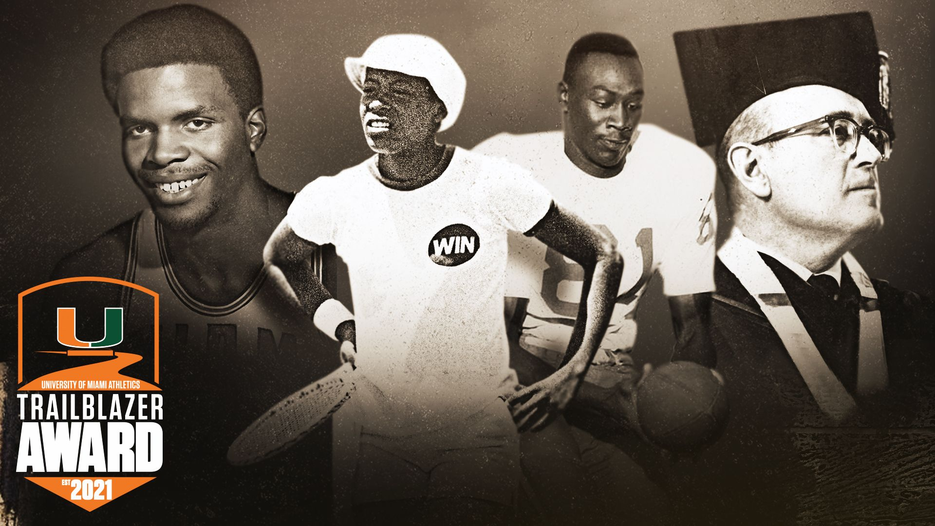 University of Miami Announces Inaugural UM Athletics Trailblazer Award Winners