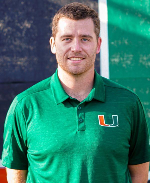 Darragh Glavin - Men's Tennis - University of Miami Athletics