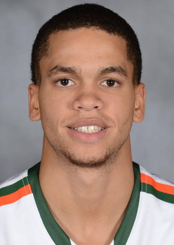 Manu Lecomte - Men's Basketball - University of Miami Athletics