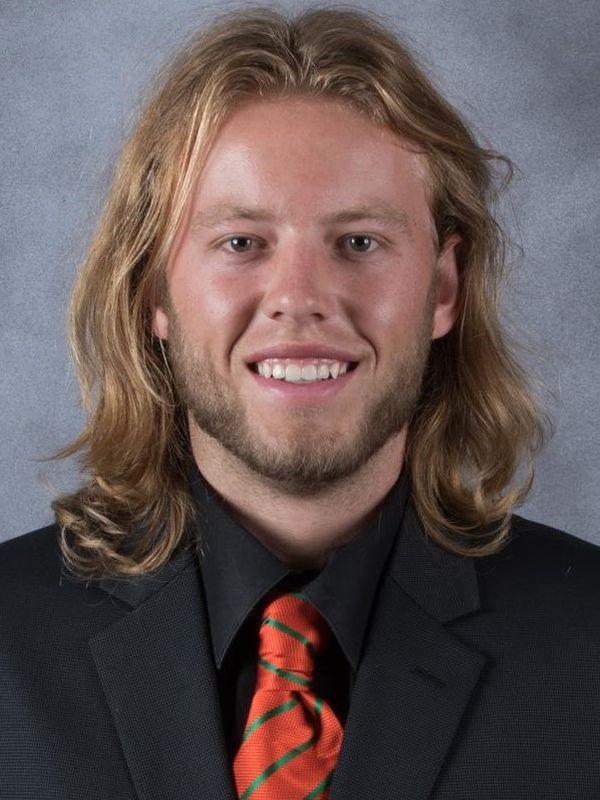 Chad Allen - Football - University of Miami Athletics