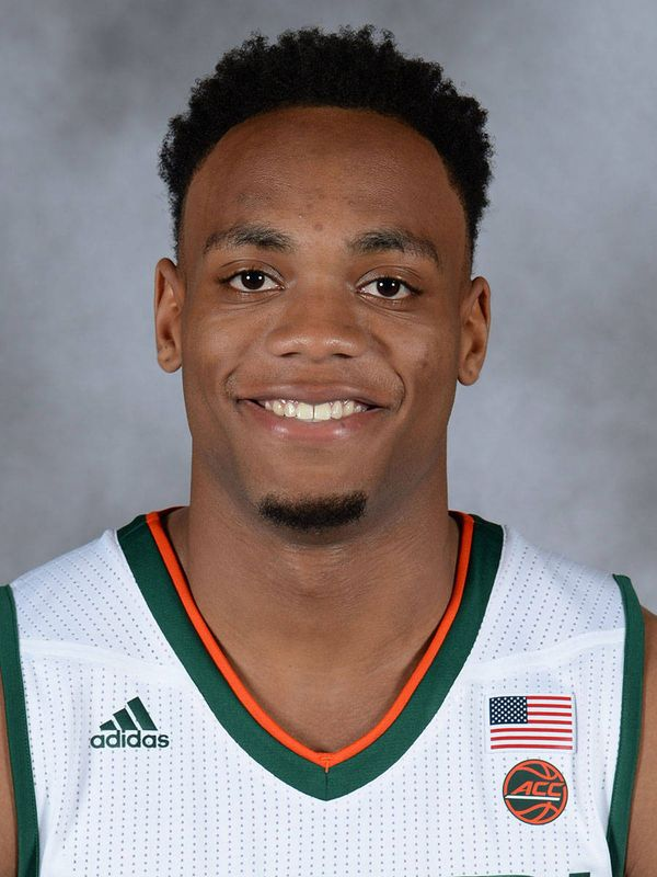 Bruce Brown, Jr. - Men's Basketball - University of Miami Athletics