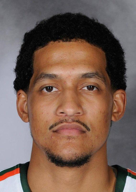Julian Gamble - Men's Basketball - University of Miami Athletics