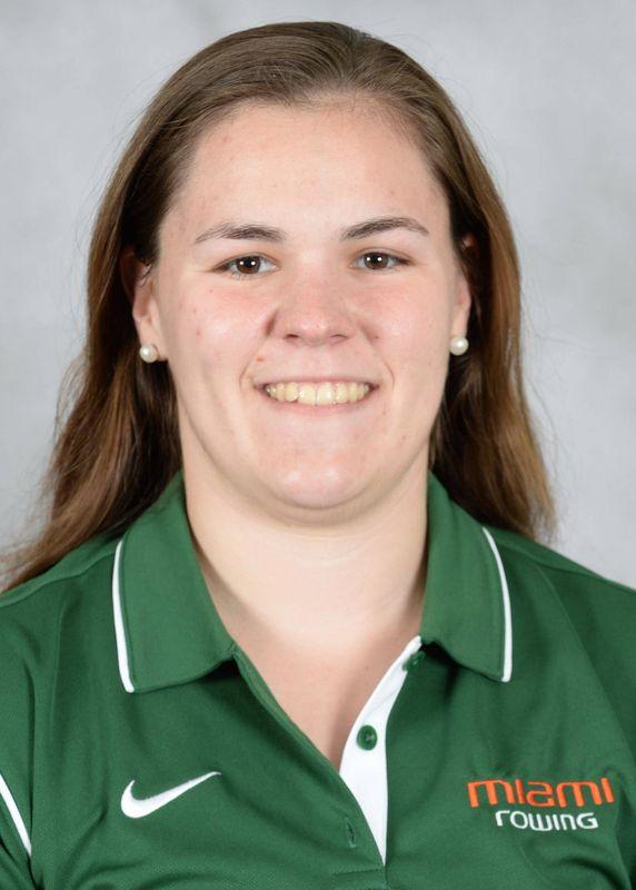 Kelly O'Boyle - Rowing - University of Miami Athletics