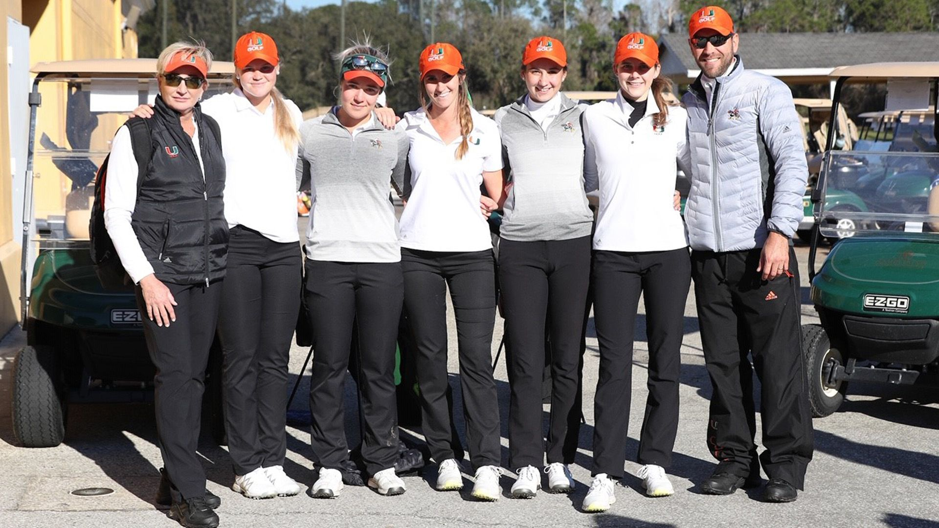 Canes Place Second at Florida Challenge