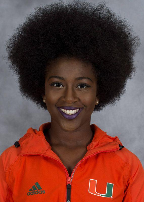 Anthonia Moore - Cross Country - University of Miami Athletics