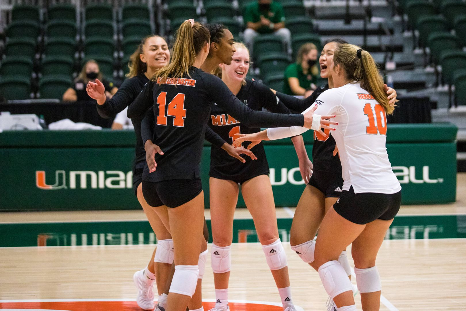 Miami Releases Spring Volleyball Schedule