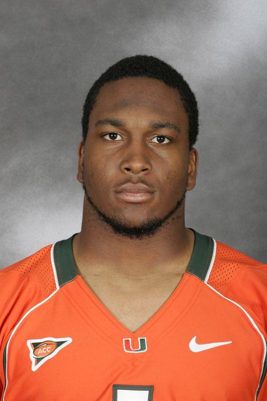 Lavon Ponder - Football - University of Miami Athletics