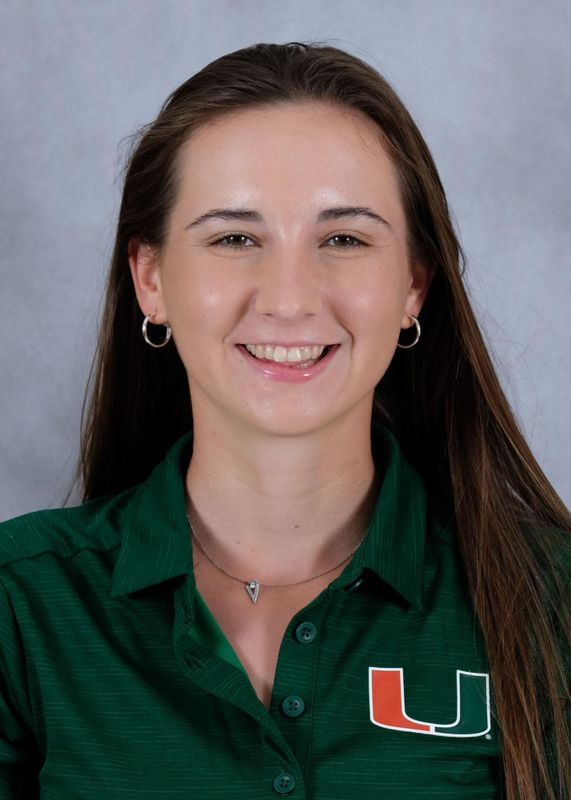 Macarena Aguilera - Golf - University of Miami Athletics