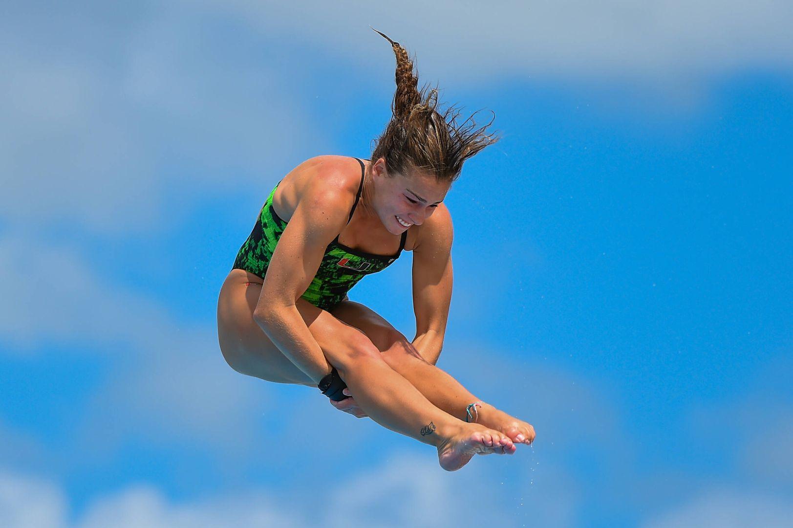 Swim / Dive Posts Best Finish Ever at SMU Classic