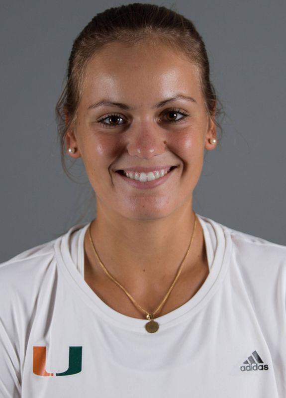 Stephanie Wagner - Women's Tennis - University of Miami Athletics