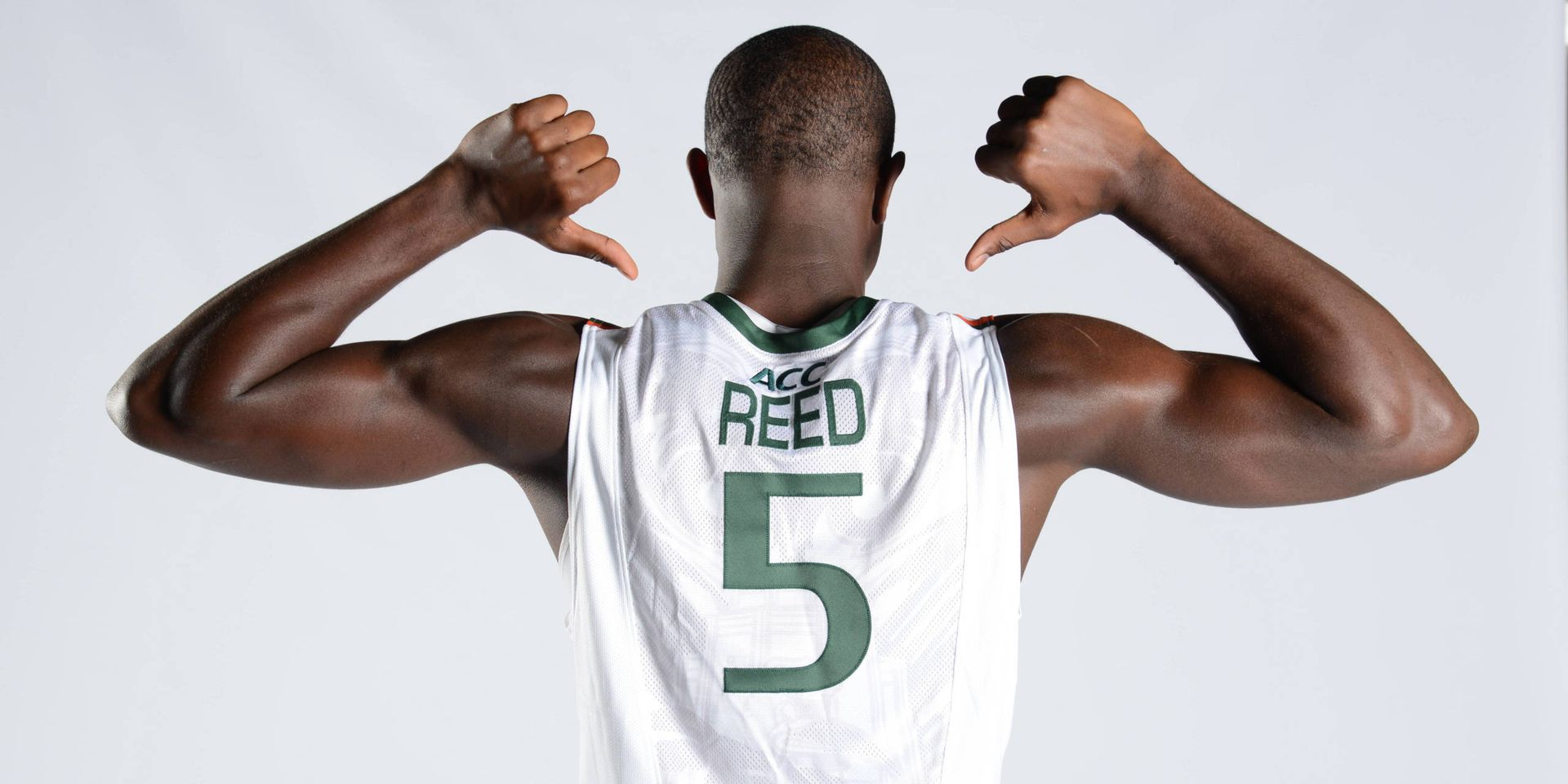 Reed's Five 3s Lead @CanesHoops over ASU