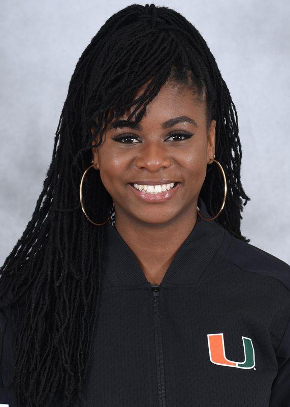 Erin Ford - Track & Field - University of Miami Athletics
