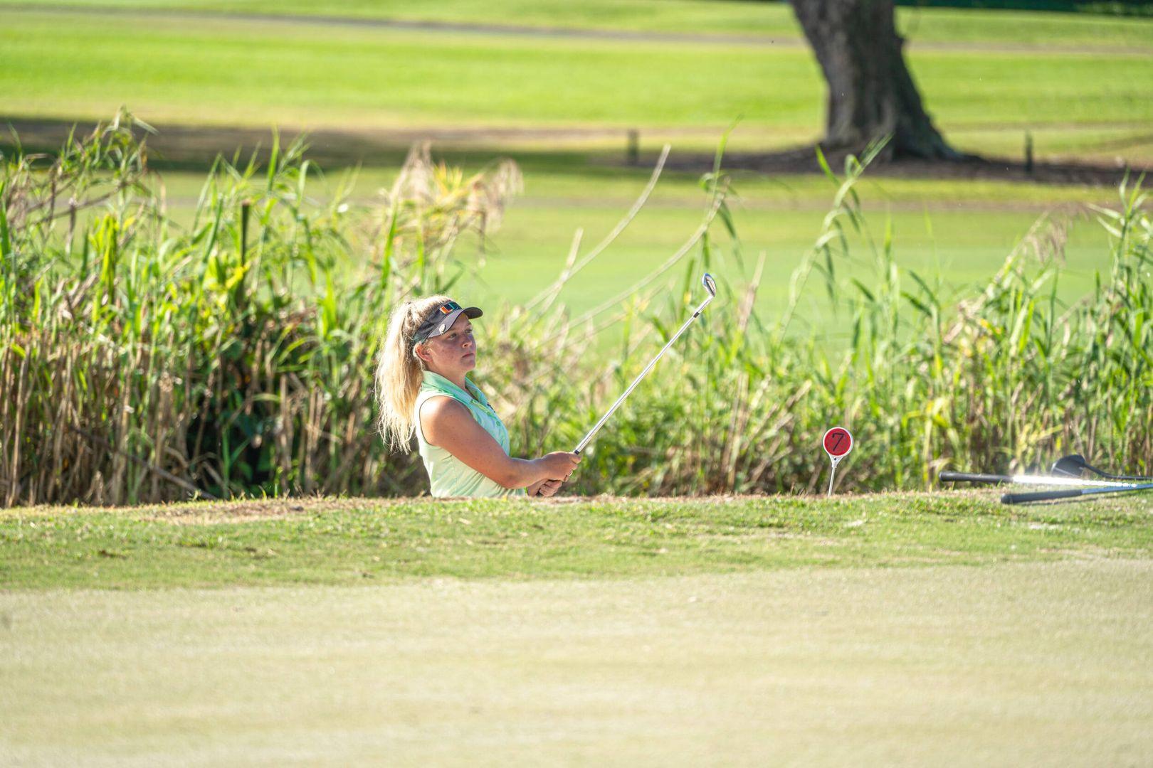 Freshmen Shine at ACC Golf Championship
