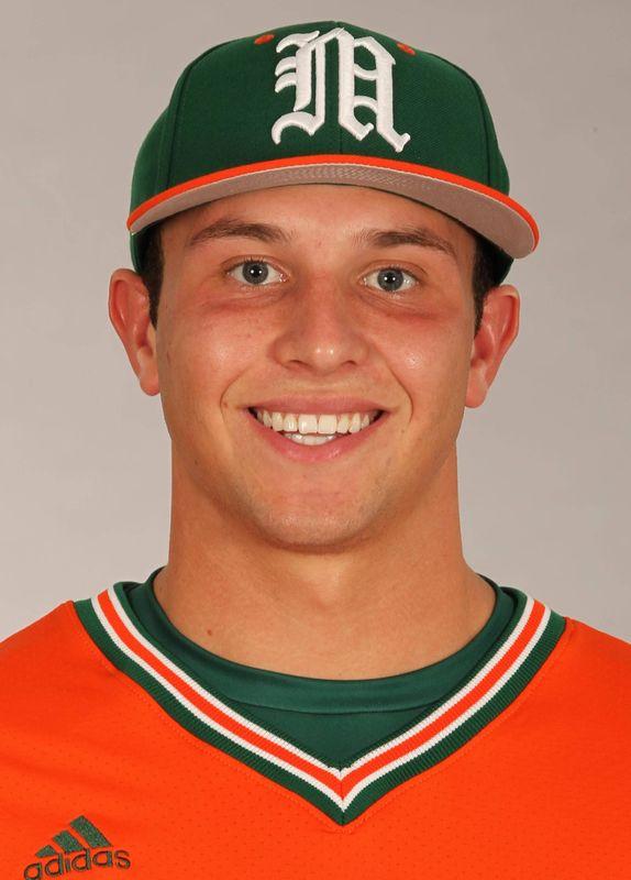 Derik Beauprez - Baseball - University of Miami Athletics
