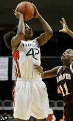 No. 12 Canes Top NC State, 78-68