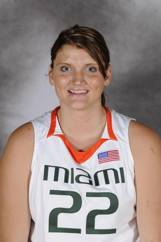 Ashley Sours - Women's Basketball - University of Miami Athletics